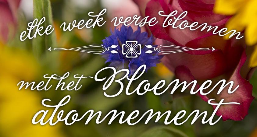 bloemen-abonnement